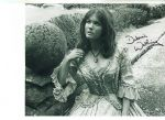 "Debbie Watling ""Victoria Waterfield"" DOCTOR WHO Genenuine Signed Autograph 10 x 8 COA 1154"